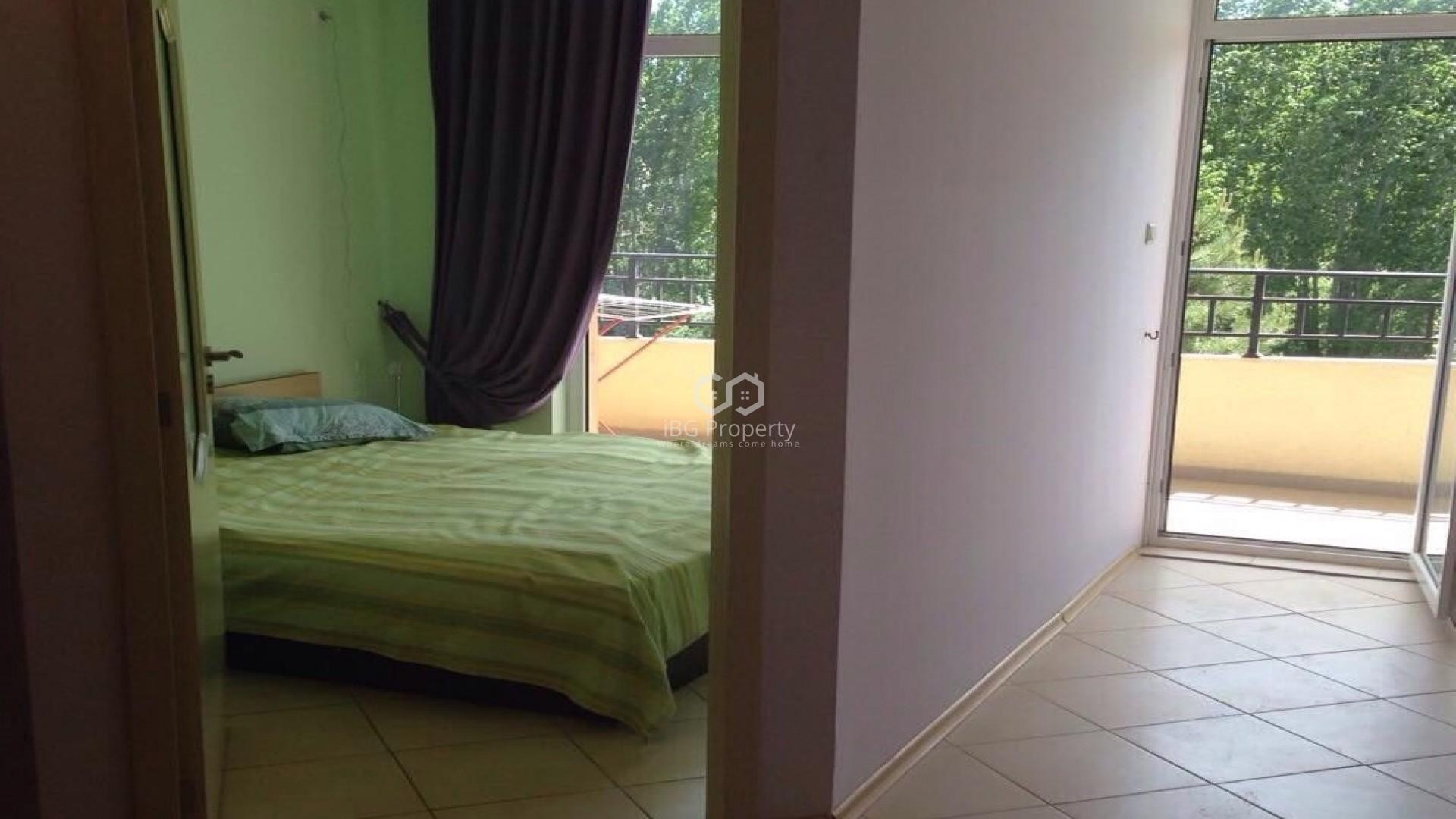 Двухкомнатная квартира Слънчев Бряг 48 m2