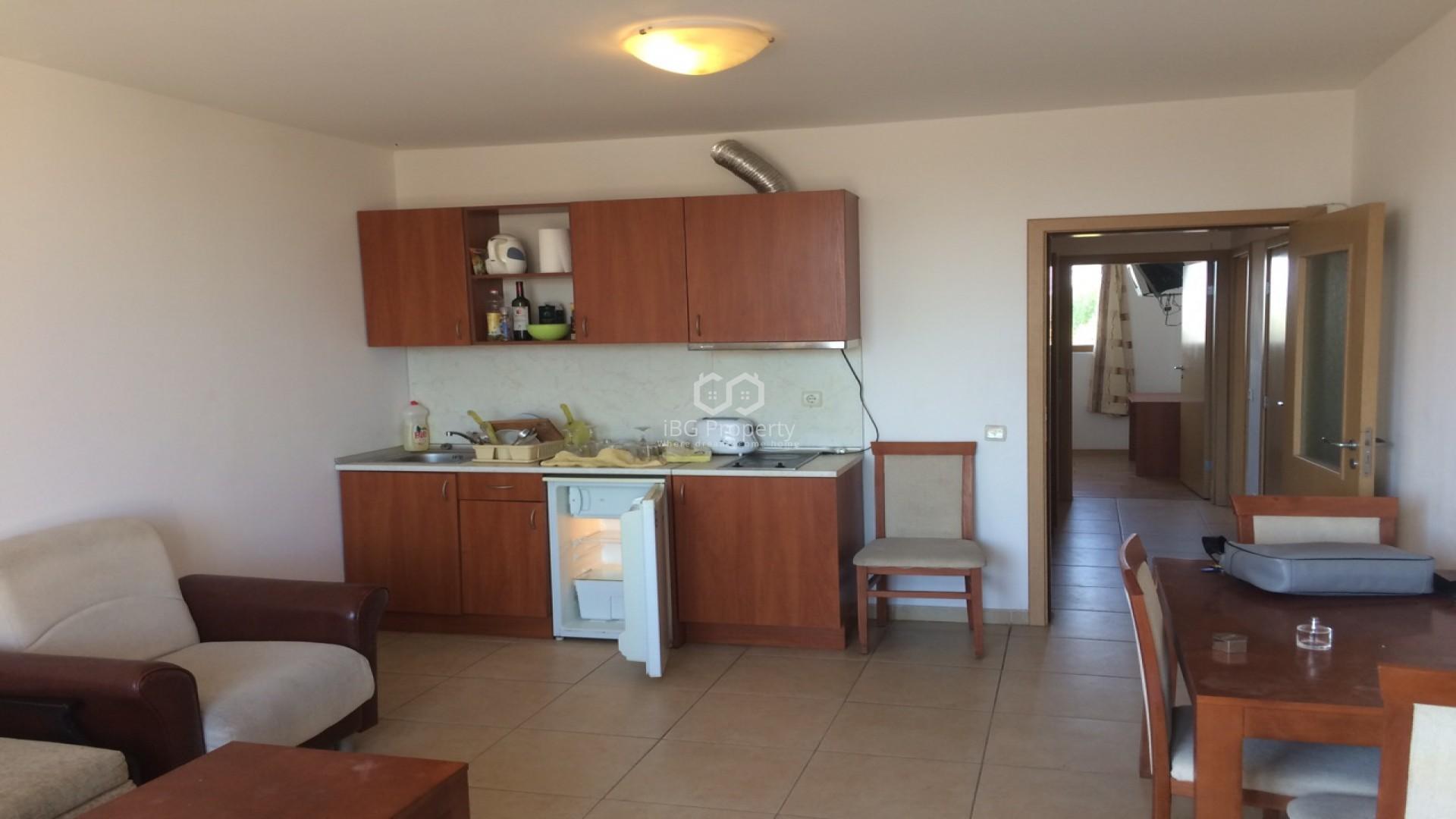 Трехкомнатная квартира Слънчев Бряг 110 m2
