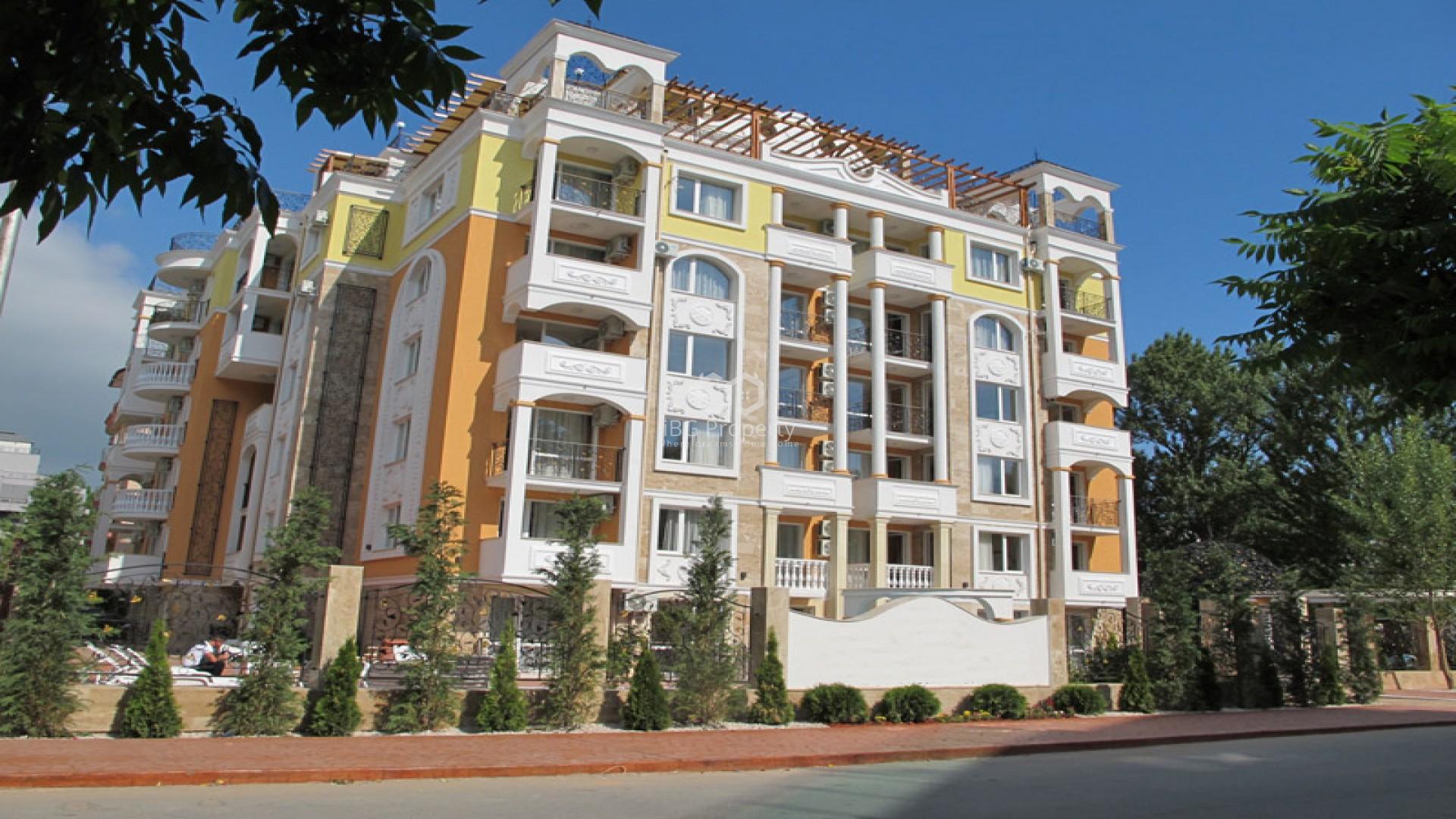Трехкомнатная квартира Слънчев Бряг 100 m2