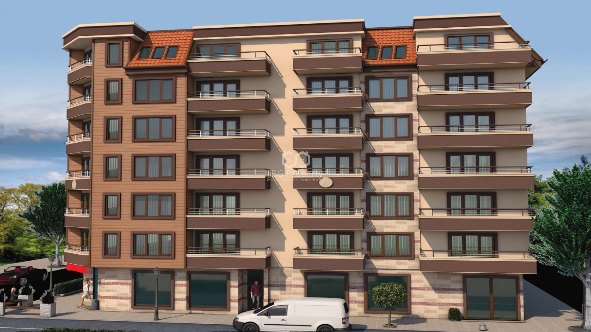 Двухкомнатная квартира Братя Миладинови Бургас 65 m2