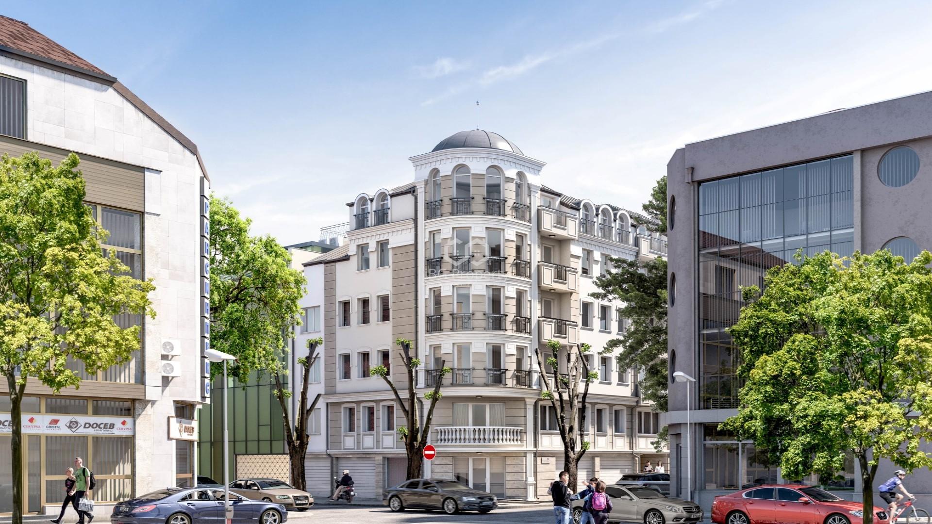 Трехкомнатная квартира Гръцка Махала Варна 81 m2