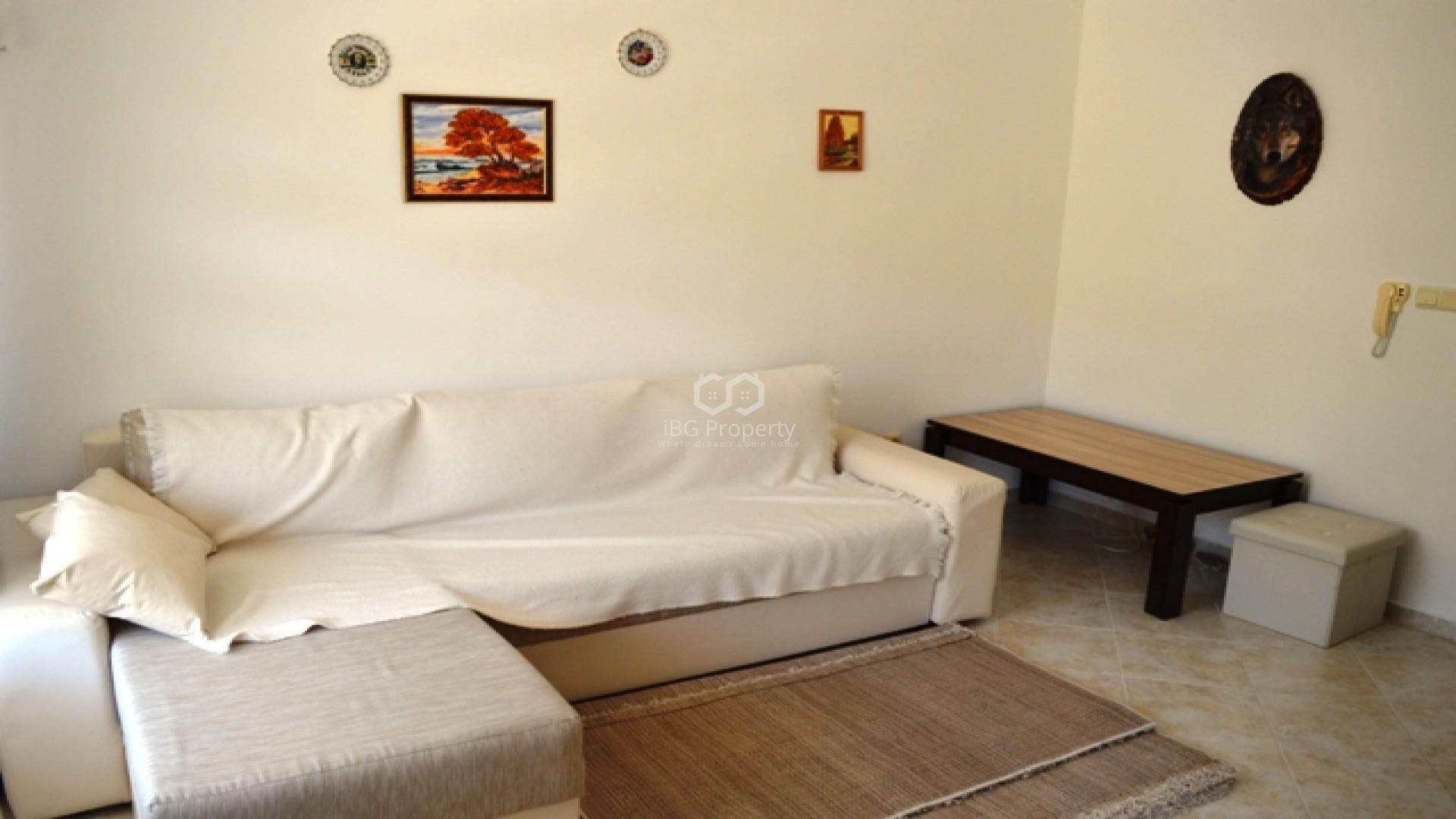 Однокомнатная квартира Кошарица 32 m2