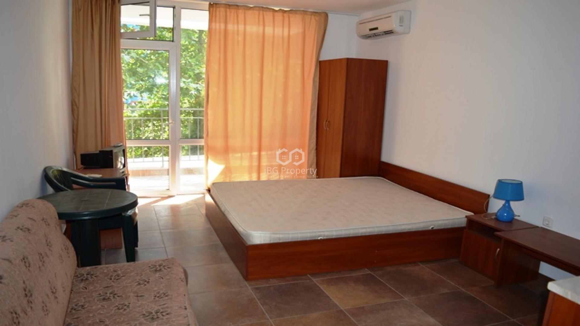 Однокомнатная квартира Слънчев Бряг 32 m2