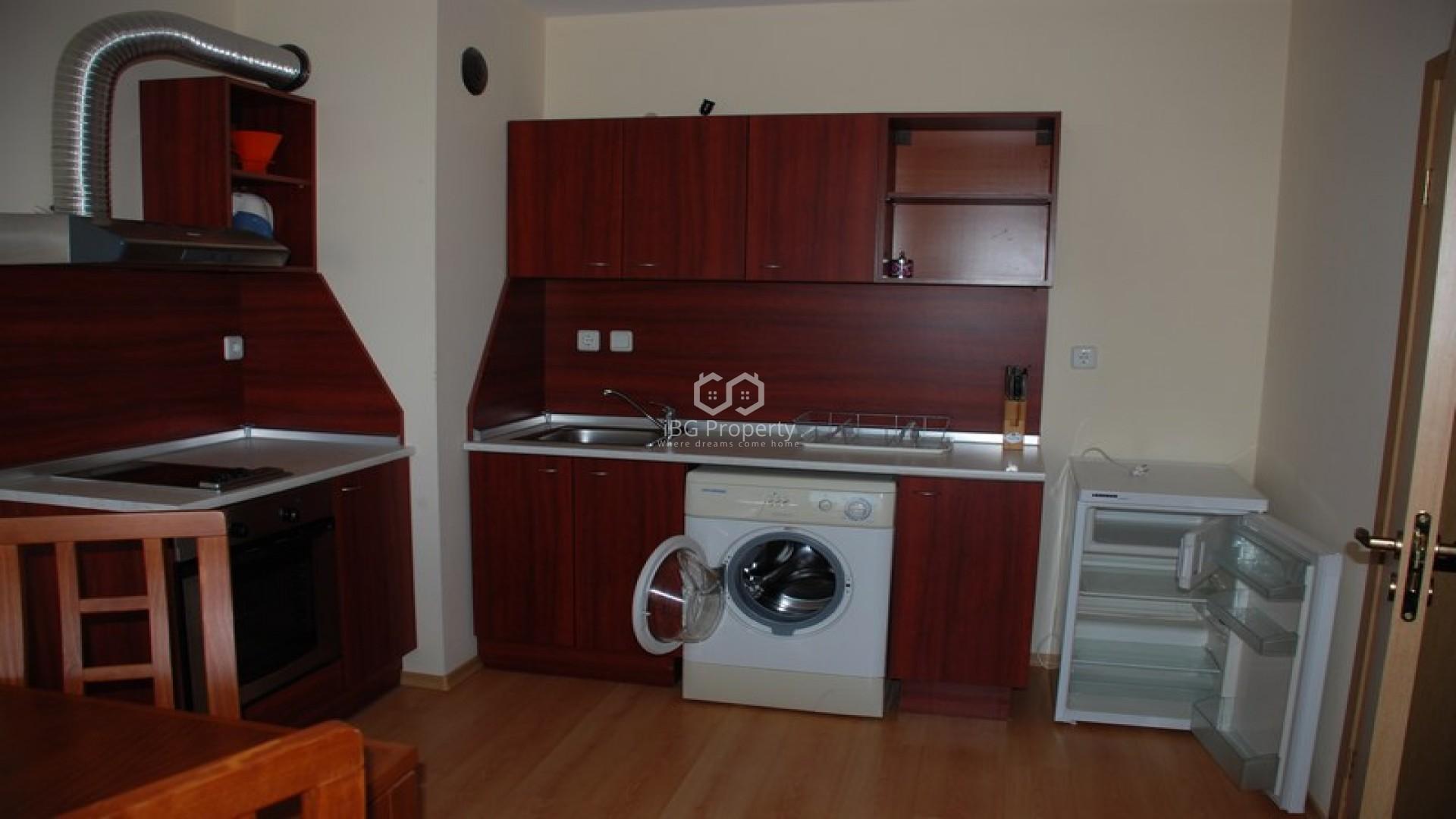 Двухкомнатная квартира Слънчев Бряг 66 m2