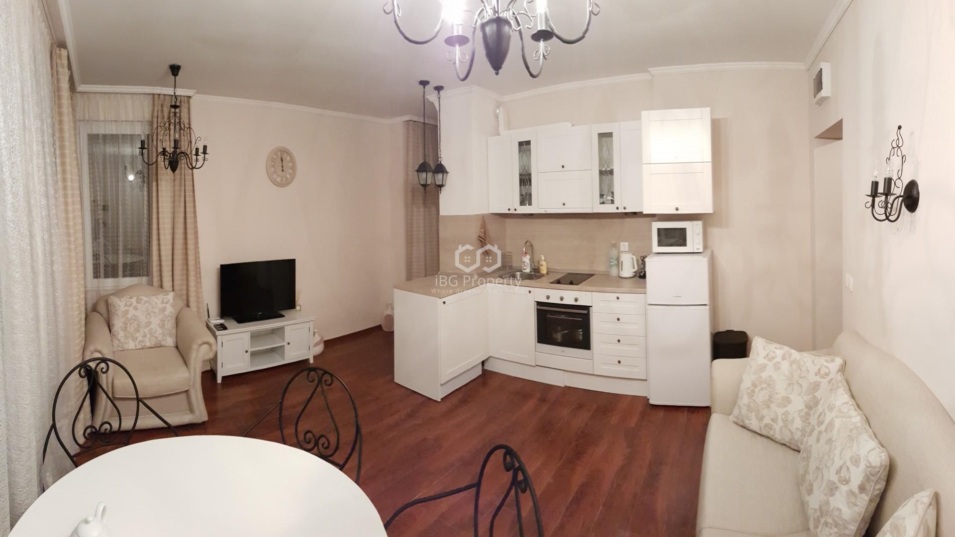 Двухкомнатная квартира Слънчев Бряг 75 m2