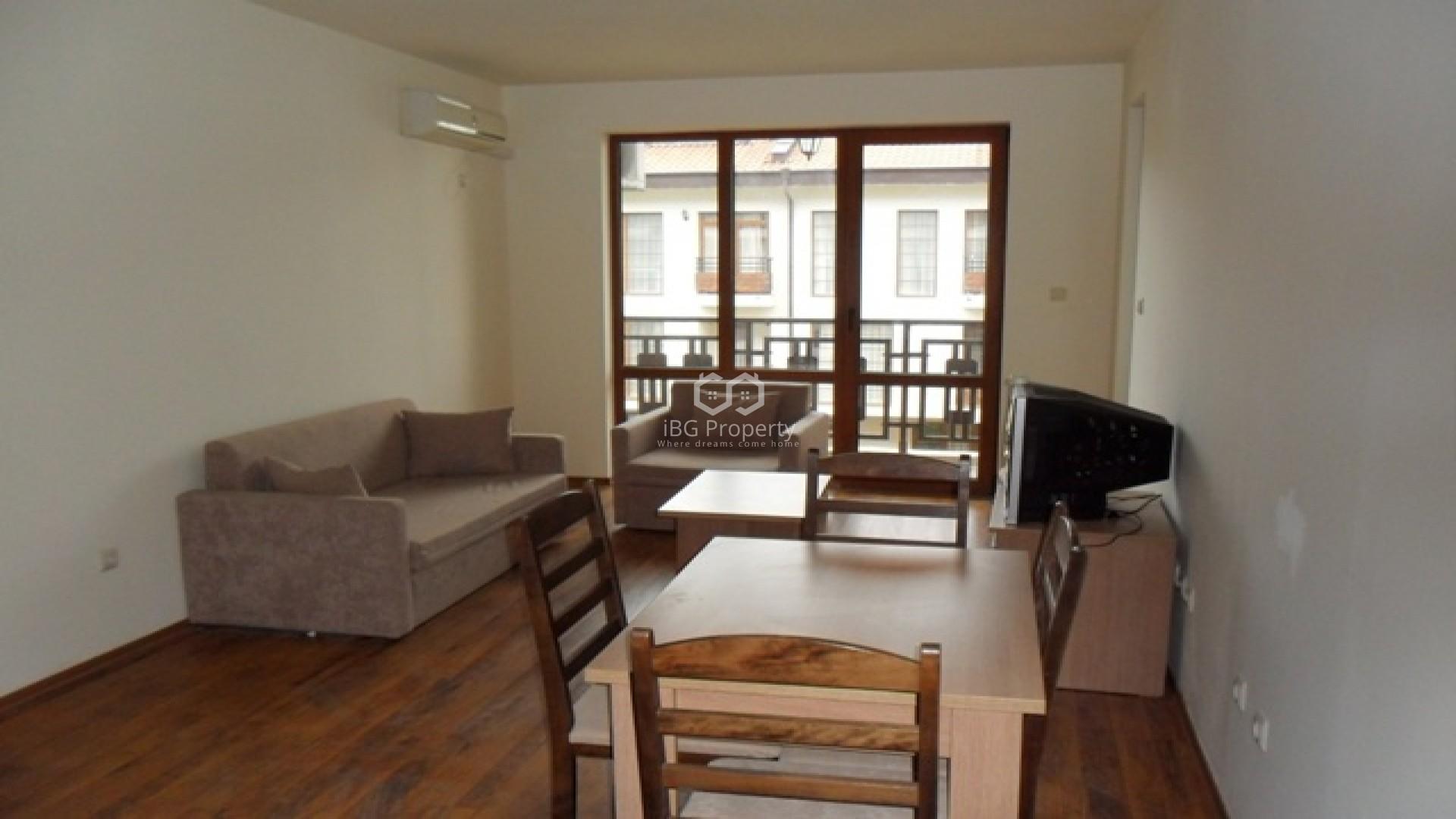 Двухкомнатная квартира Свети Влас 68 m2