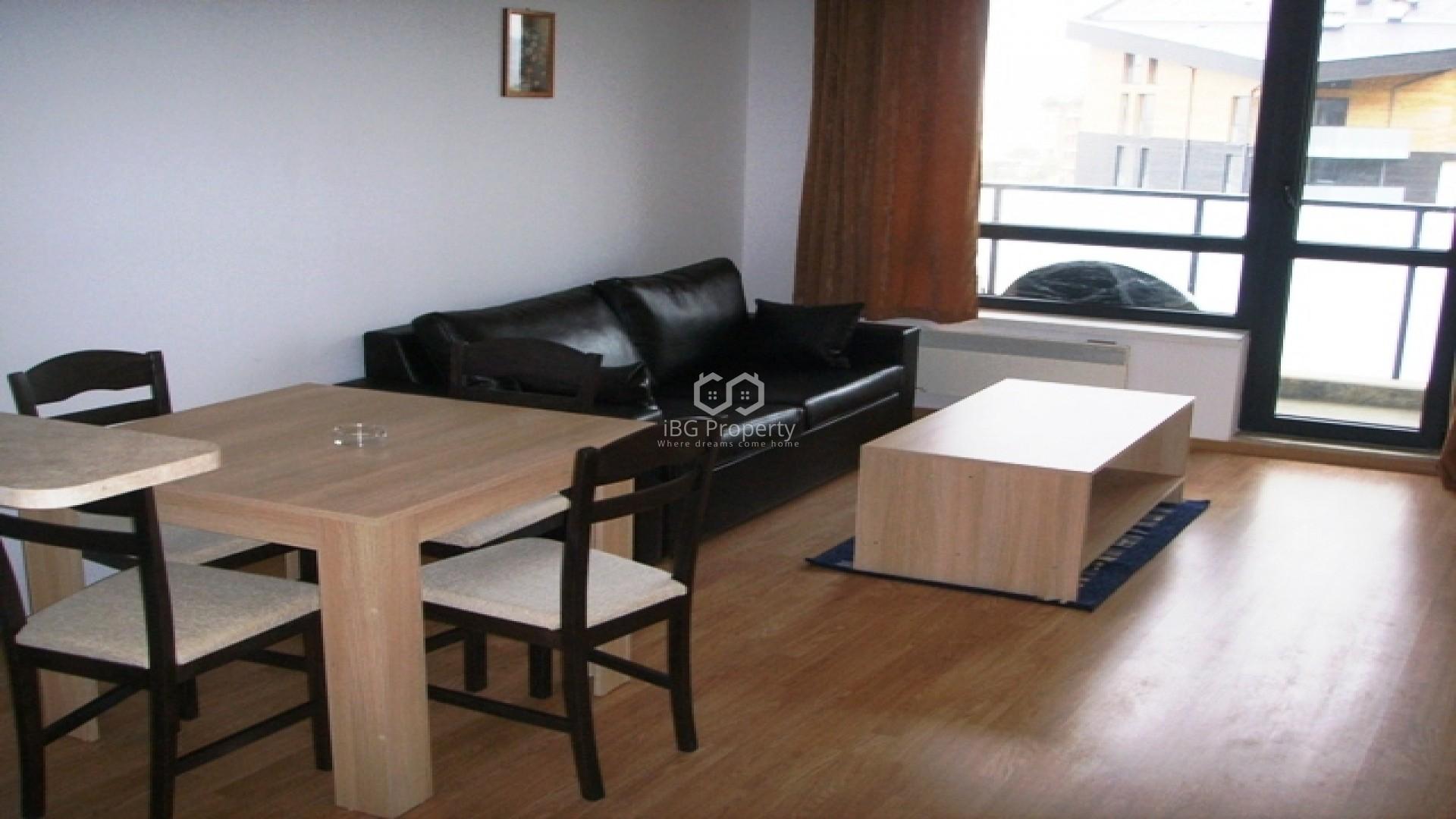Двухкомнатная квартира Банско 64 m2