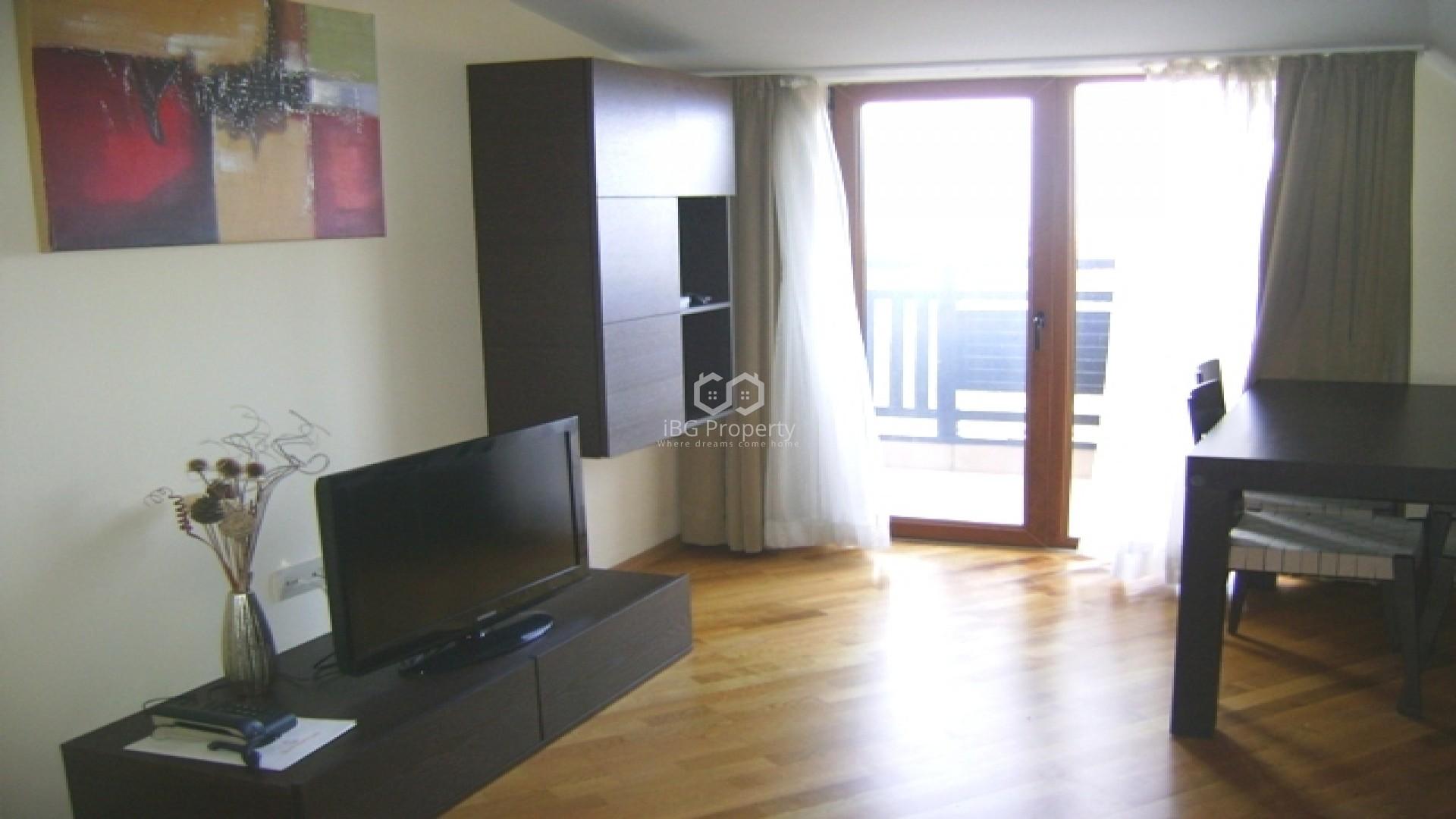 Трехкомнатная квартира Банско 94 m2