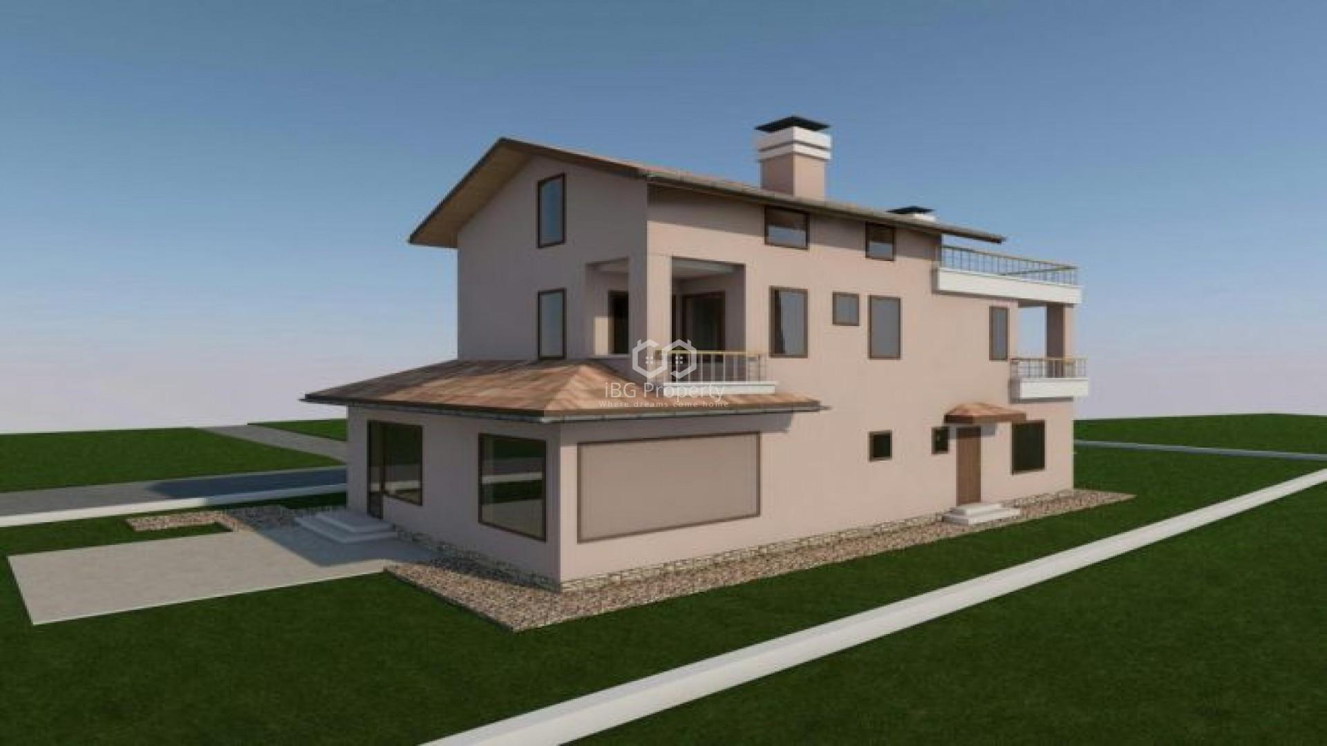 Дом Боровец Варна 243 m2