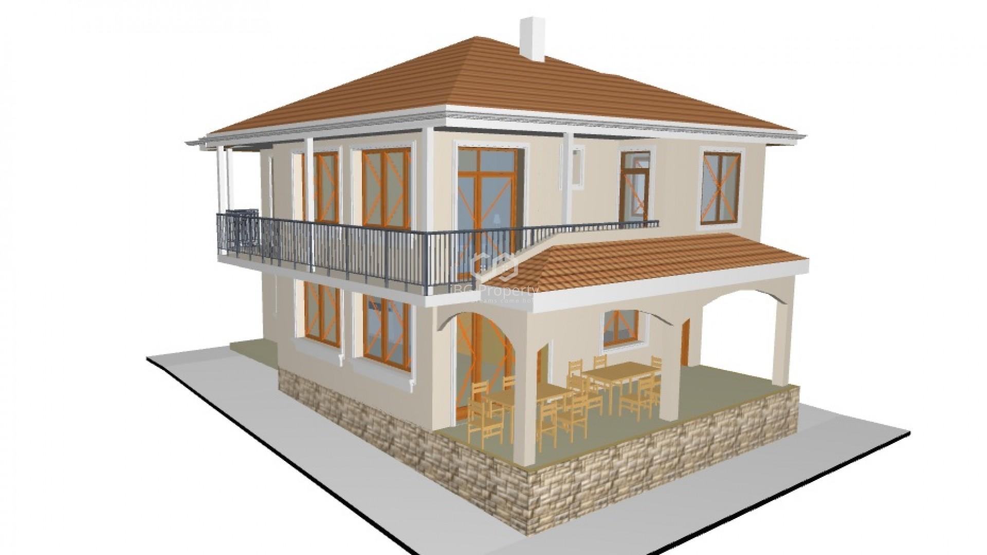 Дом Банево 186 m2