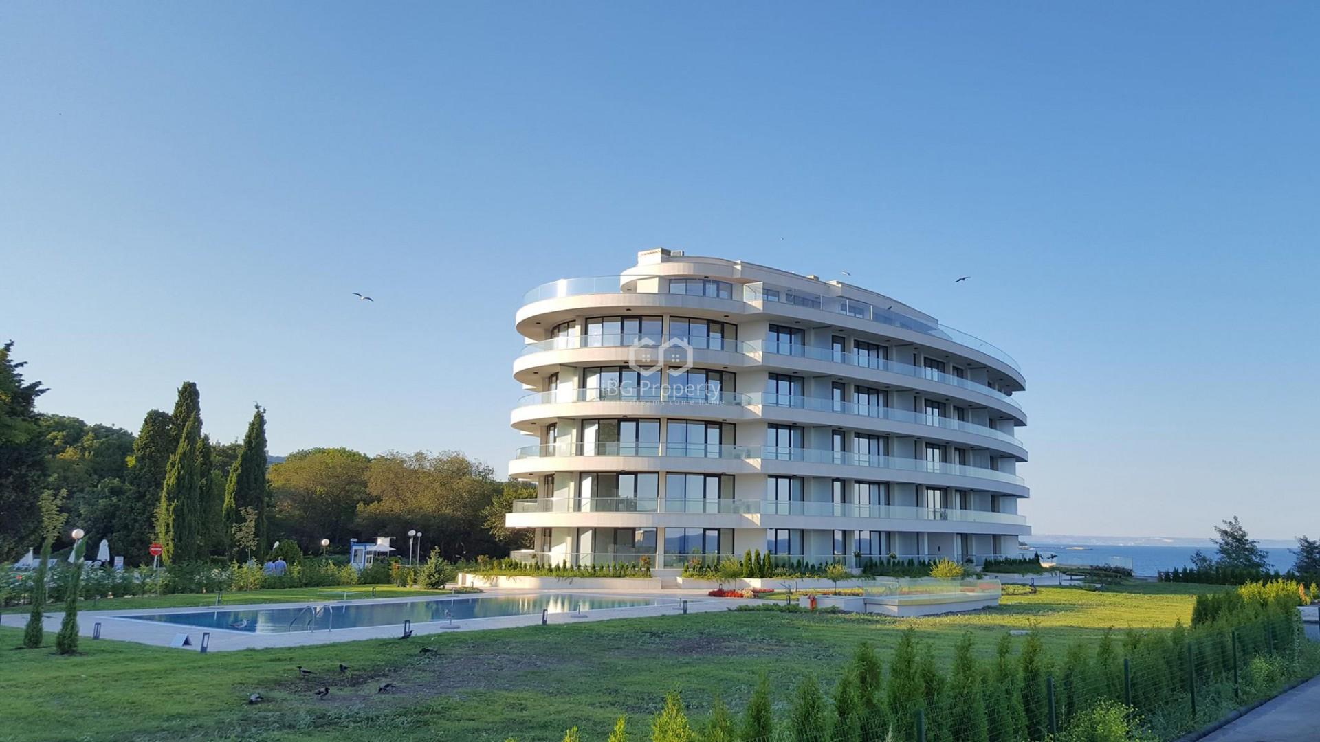 Двухкомнатная квартира Св. Св. Константин и Елена 83 m2