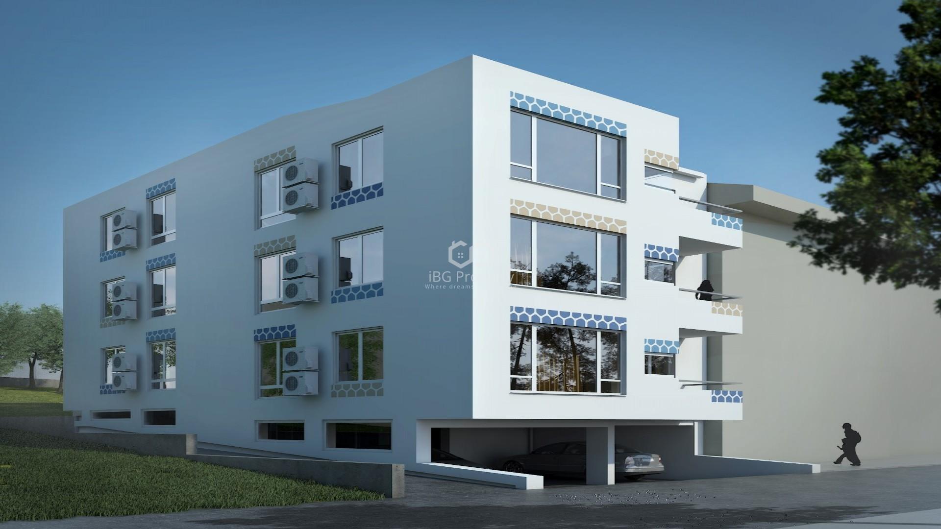 Трехкомнатная квартира Виница Варна  99 m2