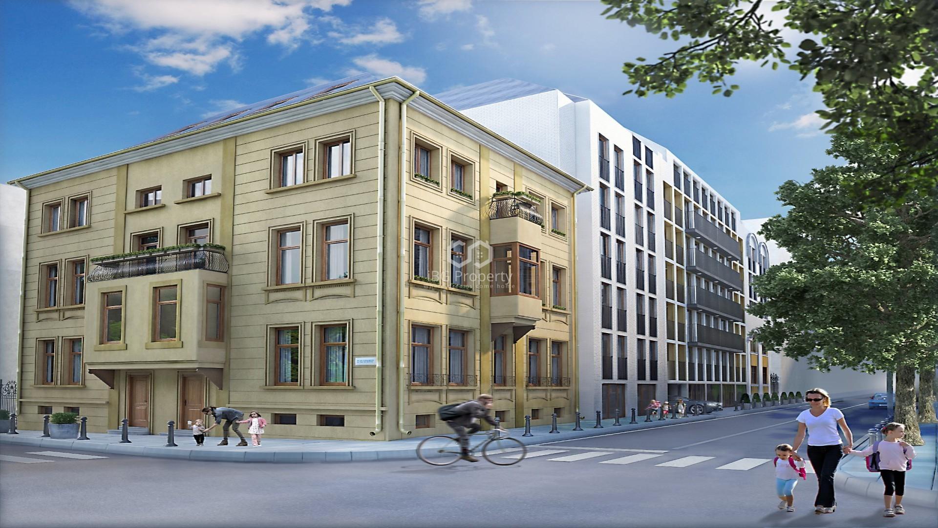 Трехкомнатная квартира Гръцка махала Варна 103 m2