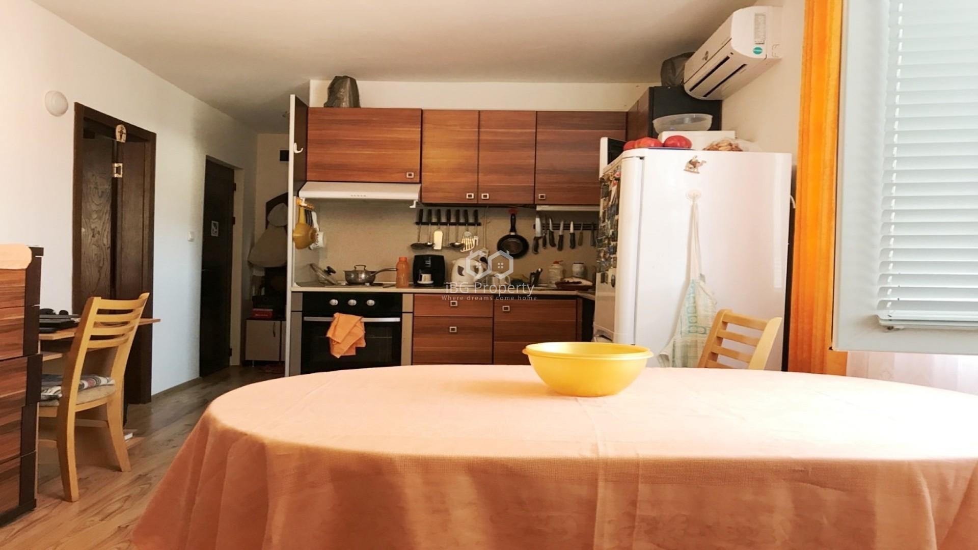 Двухкомнатная квартира Свети Влас 55 m2