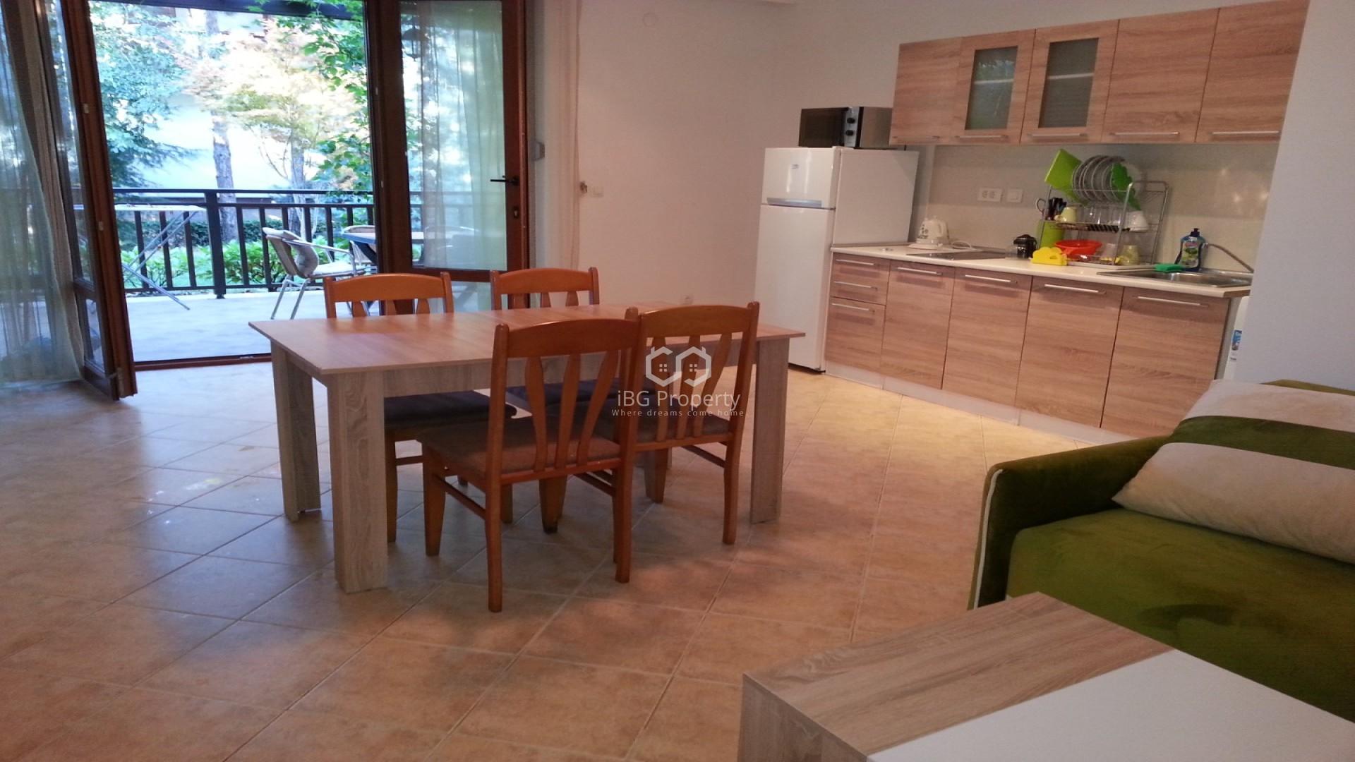 Трехкомнатная квартира Созопол 102 m2