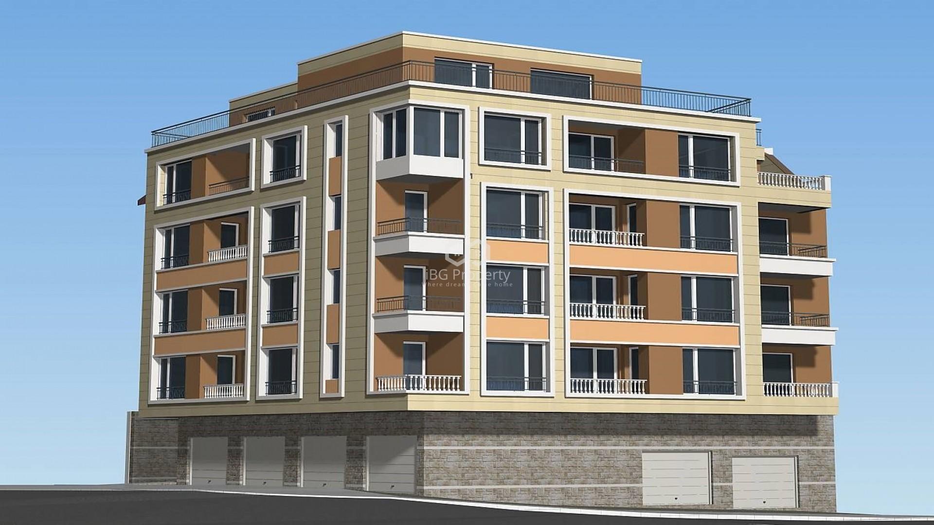 Двухкомнатная квартира Сарафово Бургас 51 m2