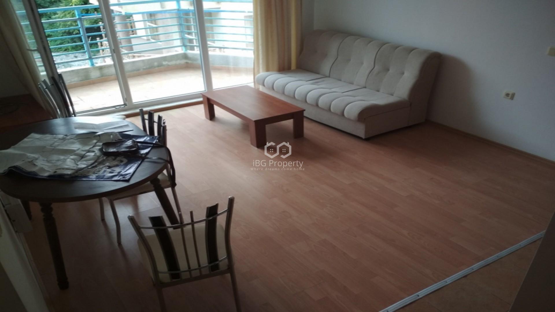 Двухкомнатная квартира Балчик 54 m2
