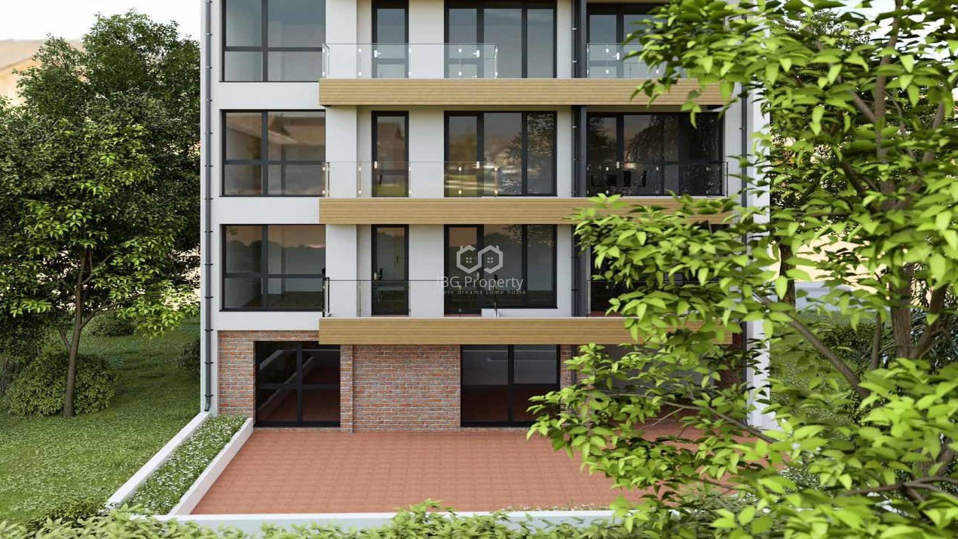 Трехкомнатная квартира Лятно кино Тракия Варна 117 m2