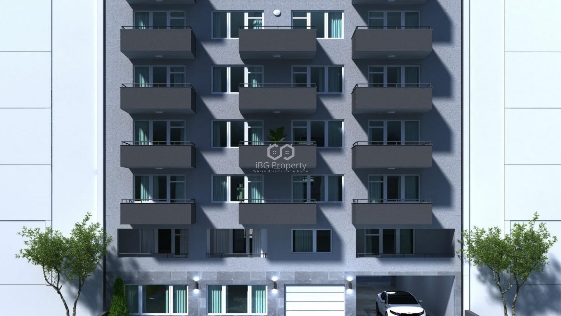 Трехкомнатная квартира Колхозен пазар Варна 108 m2