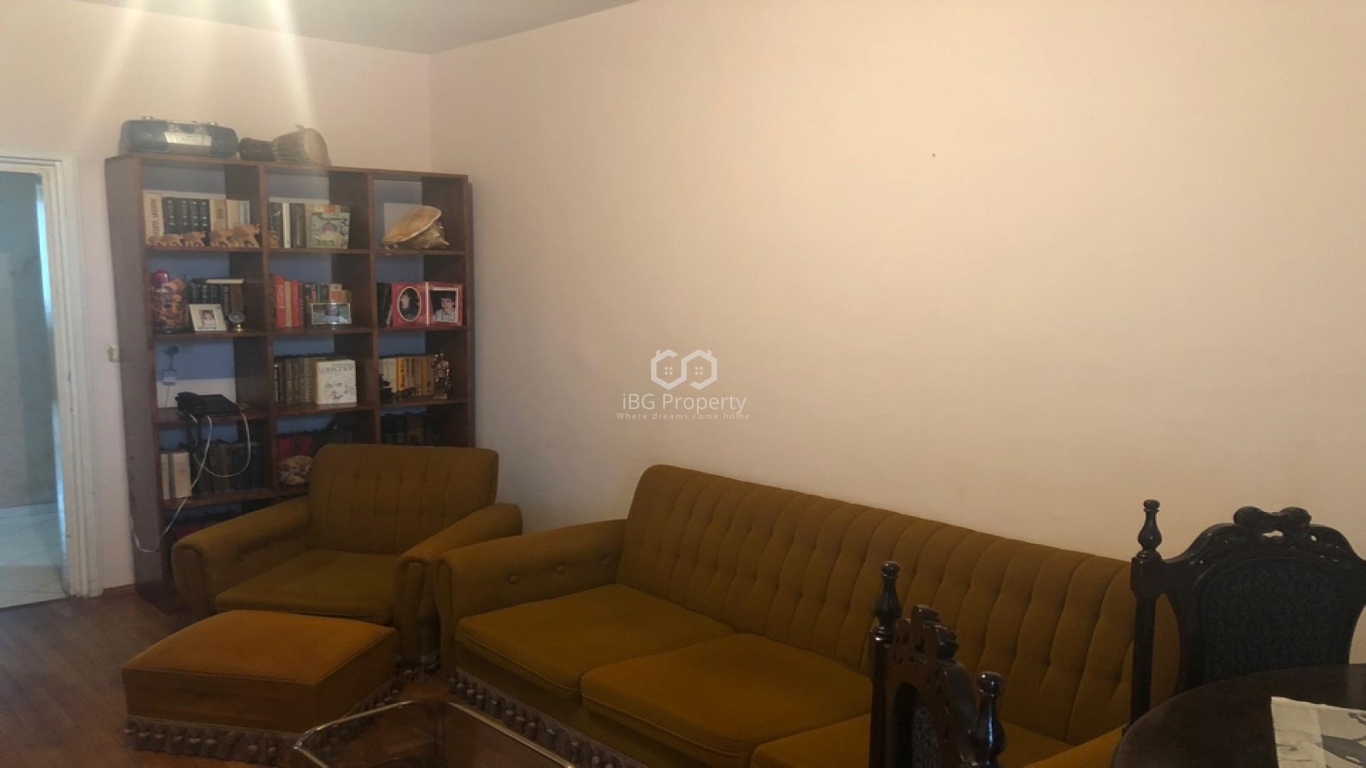 Трехкомнатная квартира Широк център Варна 91 m2