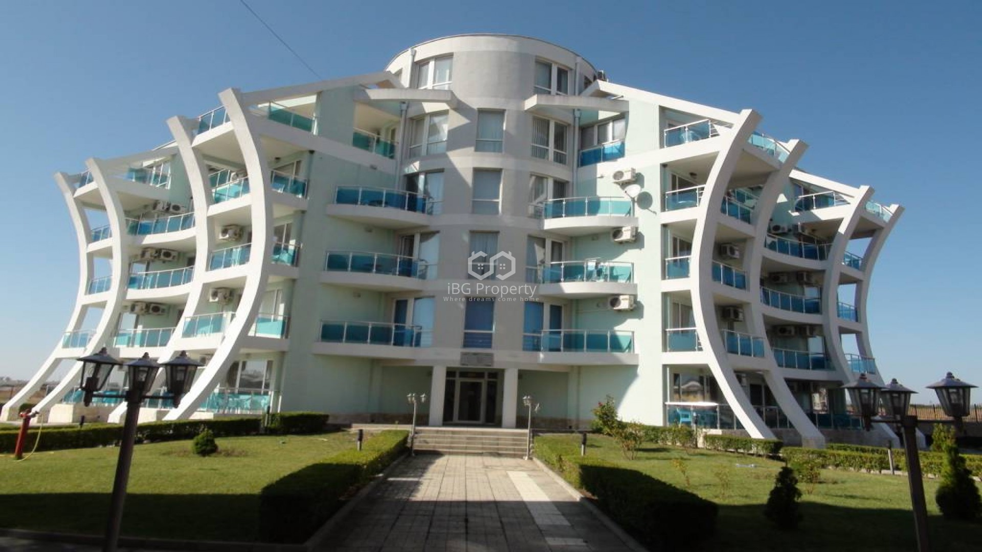 Однокомнатная квартира Ахелой 49 m2