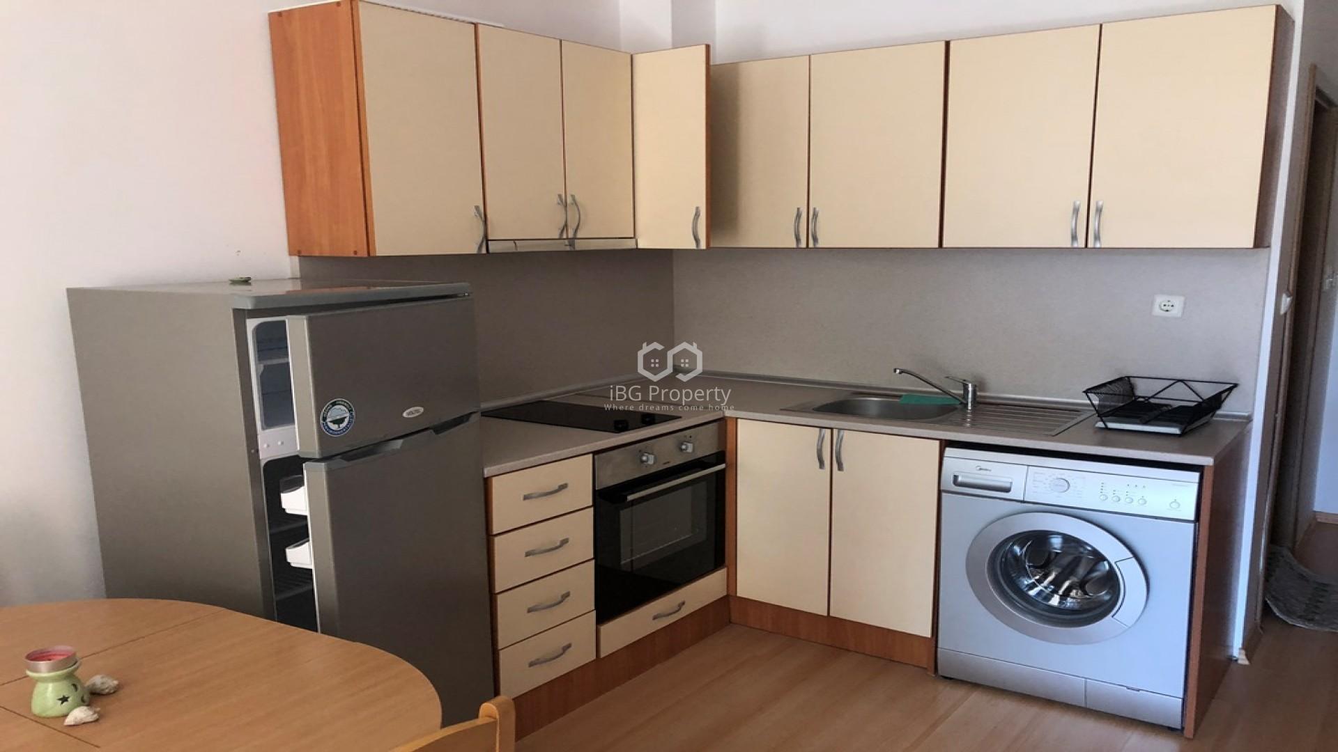 Однокомнатная квартира Слънчев Бряг 36 m2