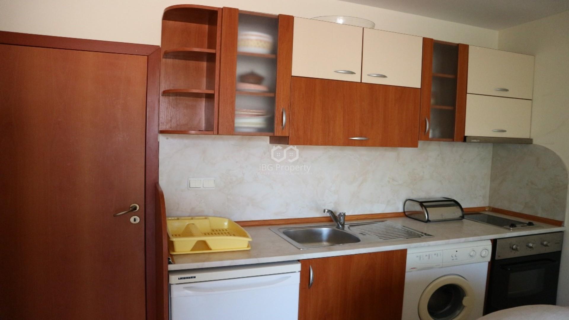 Двухкомнатная квартира Слънчев Бряг 61 m2