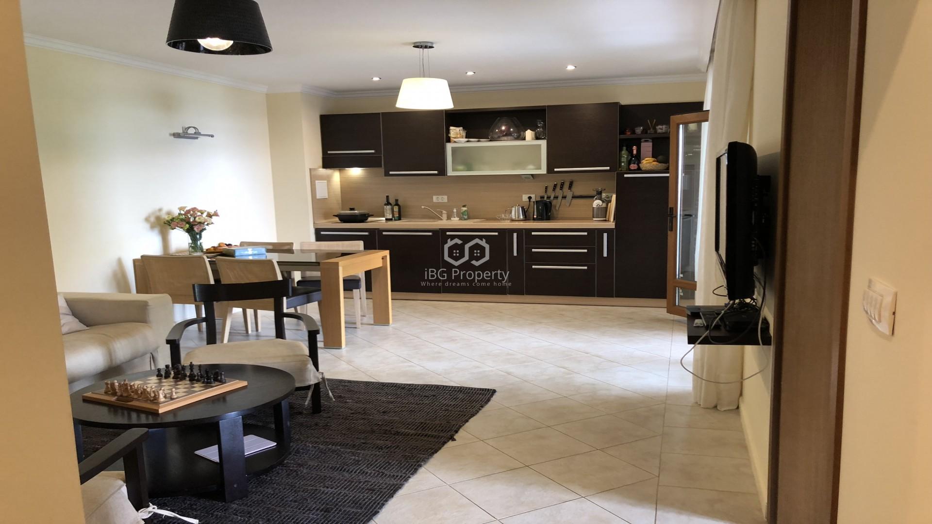 Двухкомнатная квартира Созопол 90,58 m2