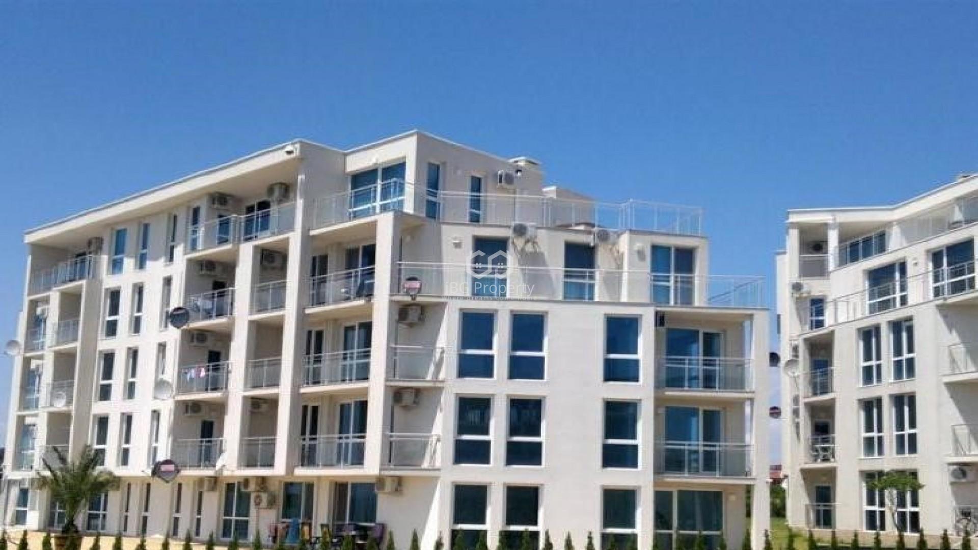 Двухкомнатная квартира Сарафово Бургас  59,42 m2
