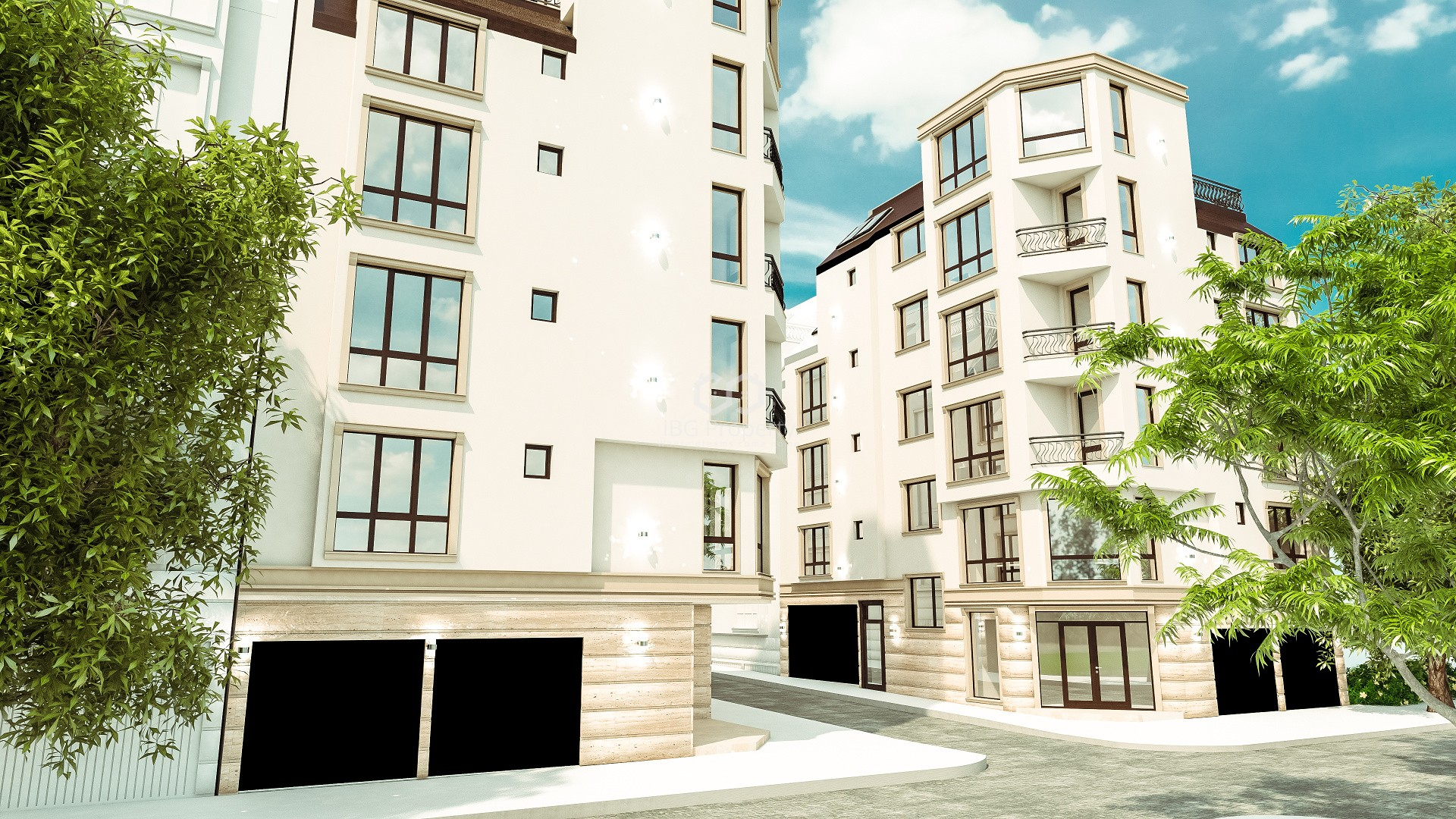 Трехкомнатная квартира Колхозен пазар Варна 72,12 m2