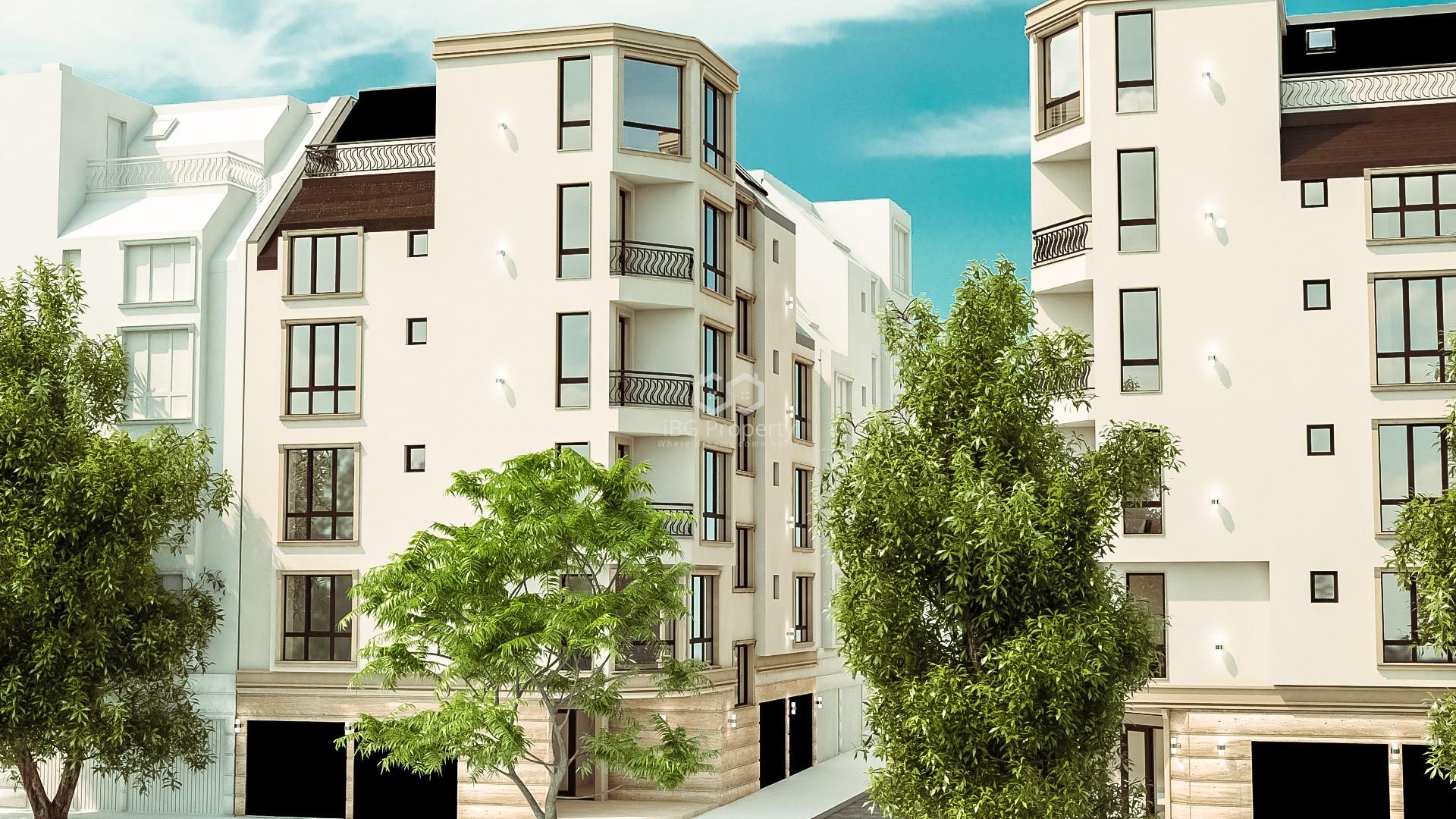 Трехкомнатная квартира Колхозен пазар Варна 134,24 m2