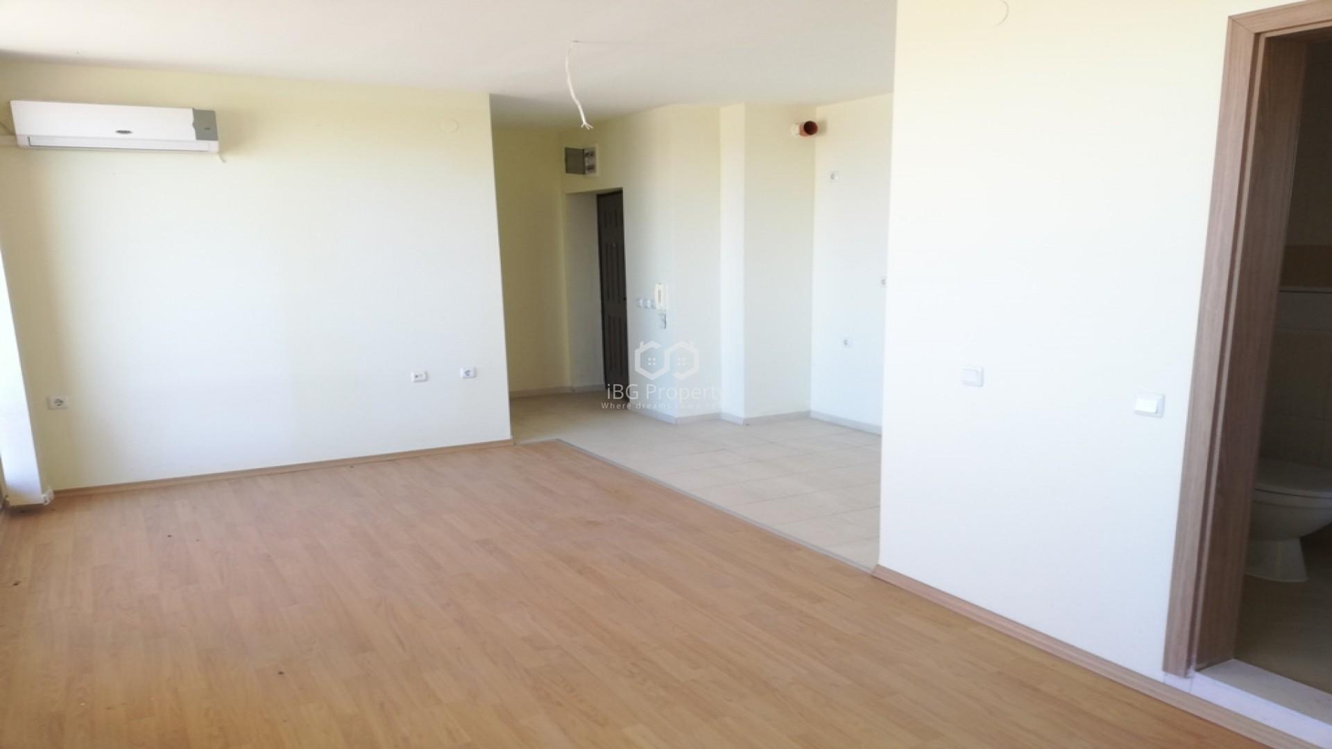Однокомнатная квартира Слънчев Бряг 47,74 m2