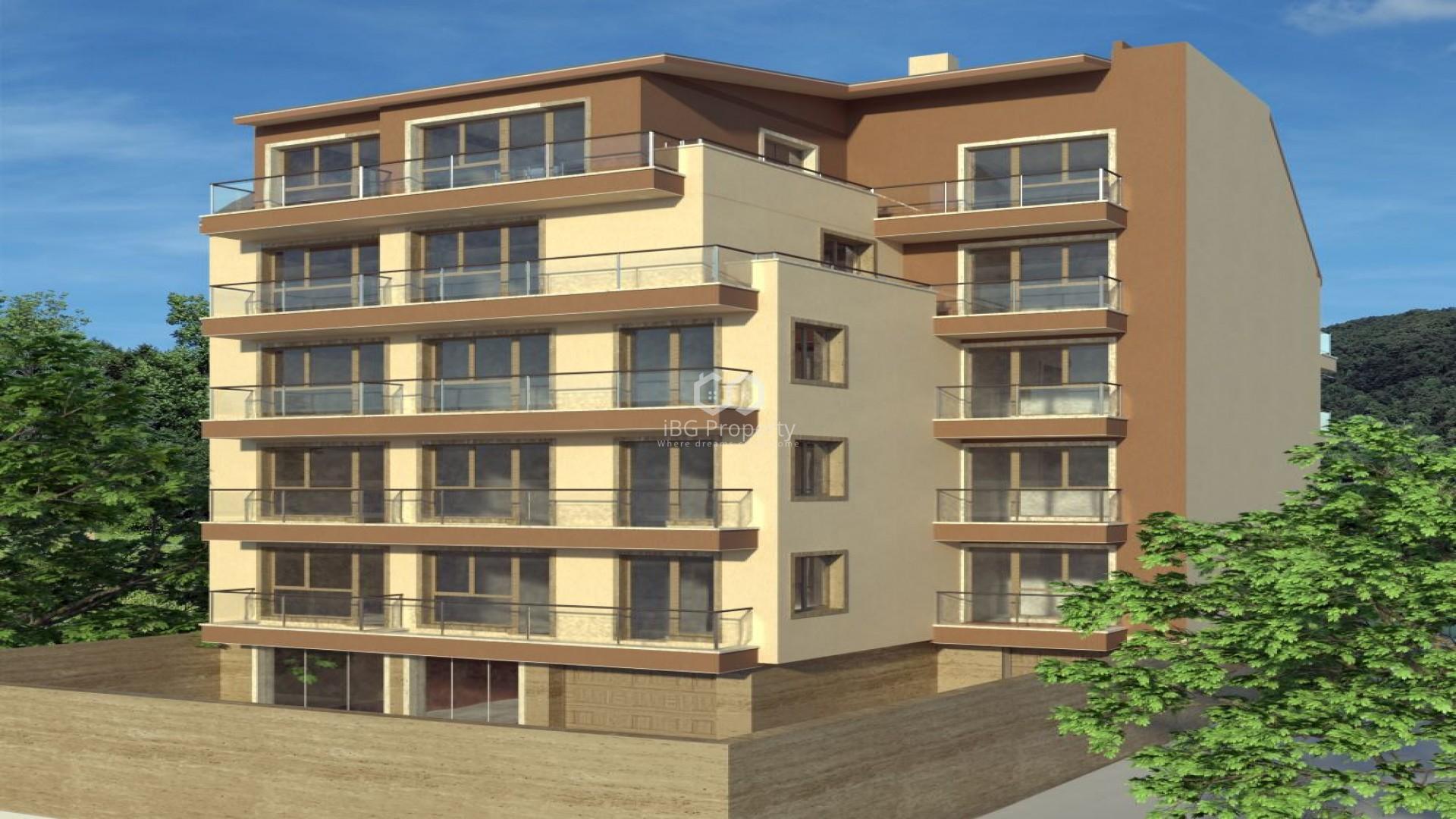 Однокомнатная квартира Колхозен пазар Варна 55,80 m2