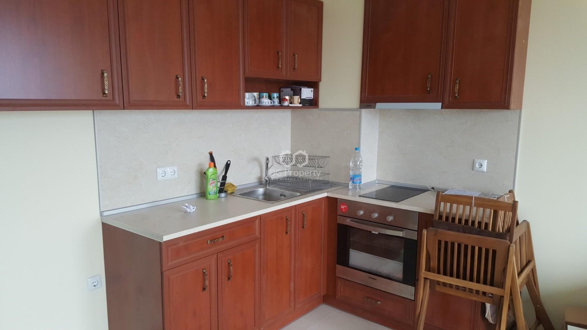 Двухкомнатная квартира Виница Варна 61,70 m2