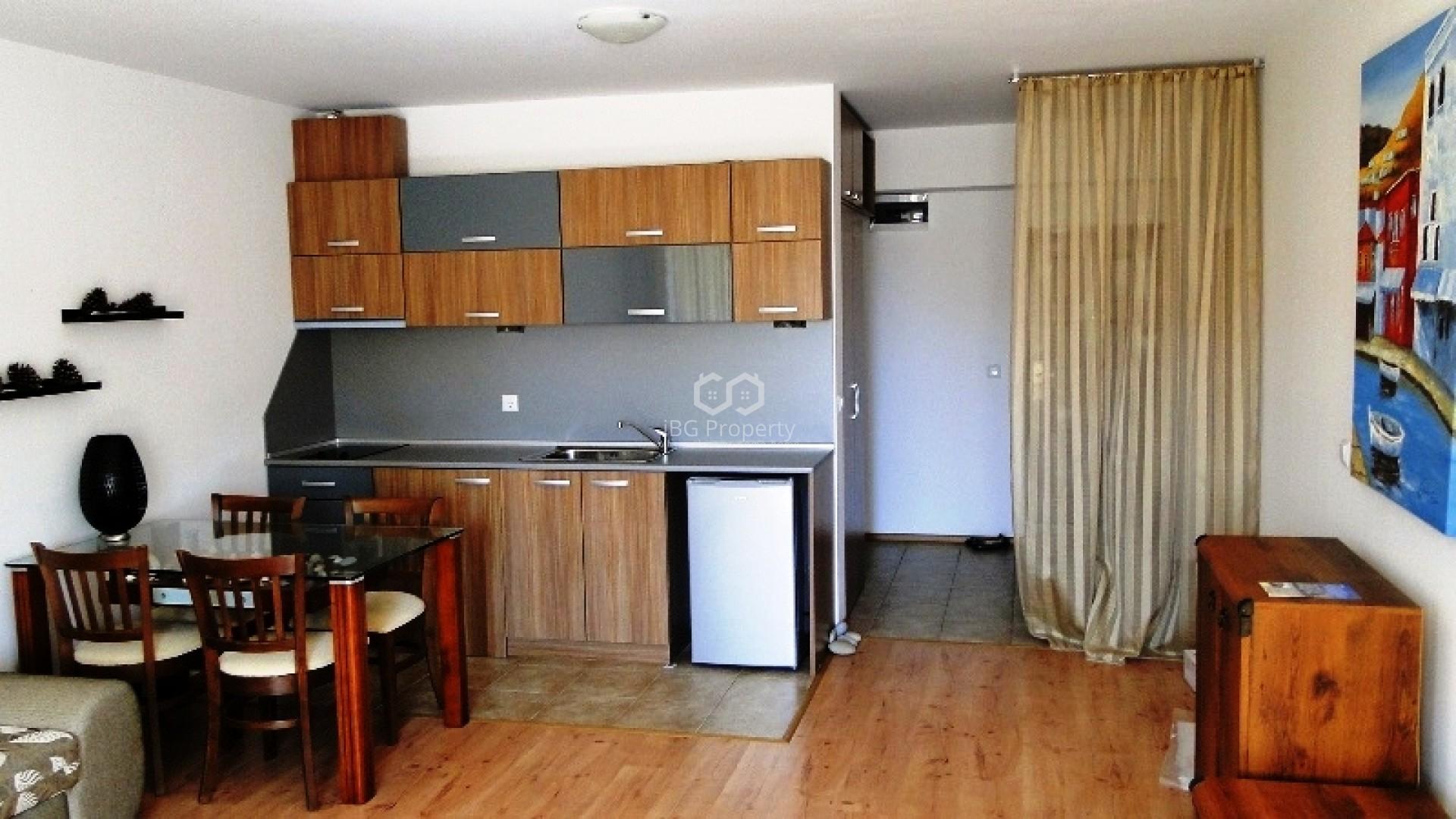 Однокомнатная квартира Бяла  50 m2