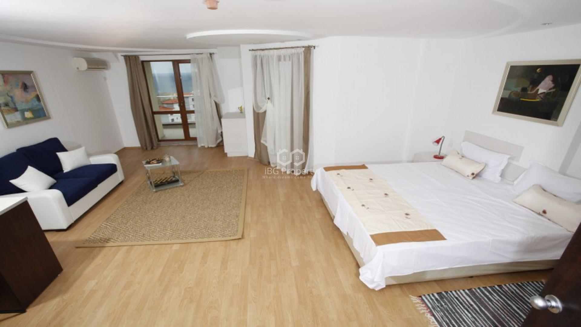 Двухкомнатная квартира Бяла  75 m2