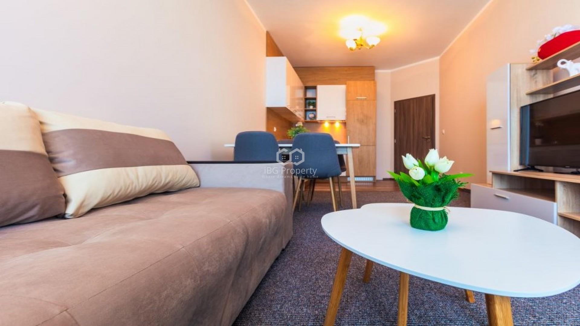 Двухкомнатная квартира в Бургасе 72м2