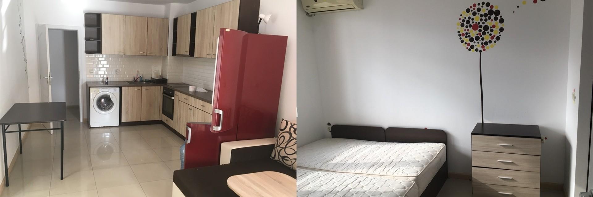 Полностью меблированная квартира