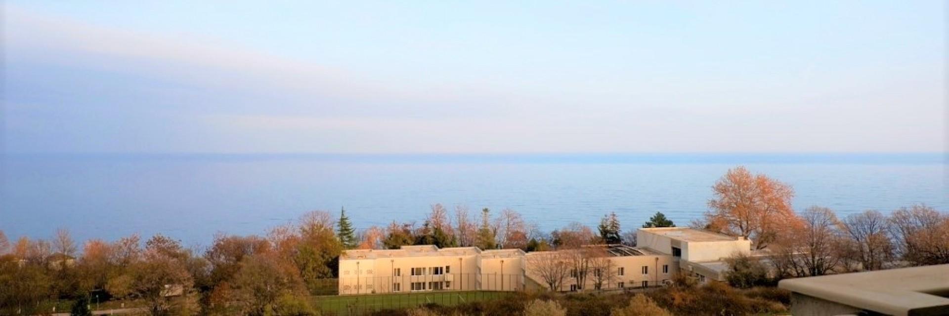 Морская панорама и спокойствие